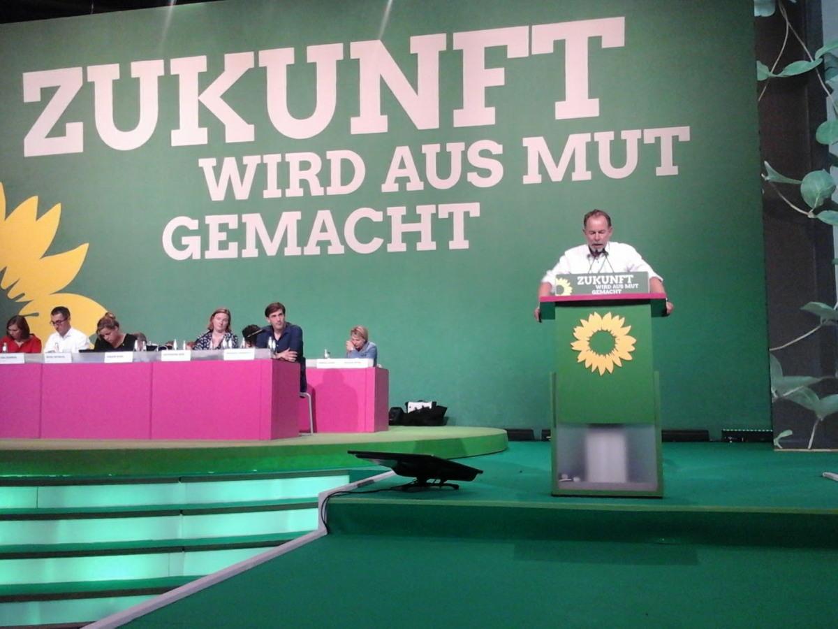 Bundesdelegiertenkonferenz vom 16. – 18. Juni im Berliner Velodrom