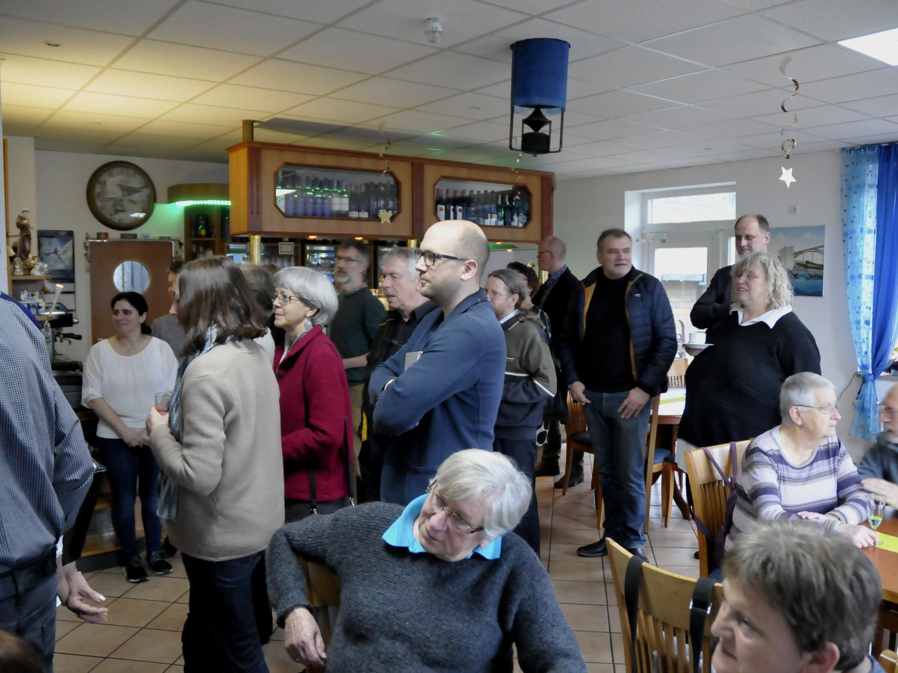 Willkommen 2018 – Grüner Neujahrsempfang Harburg