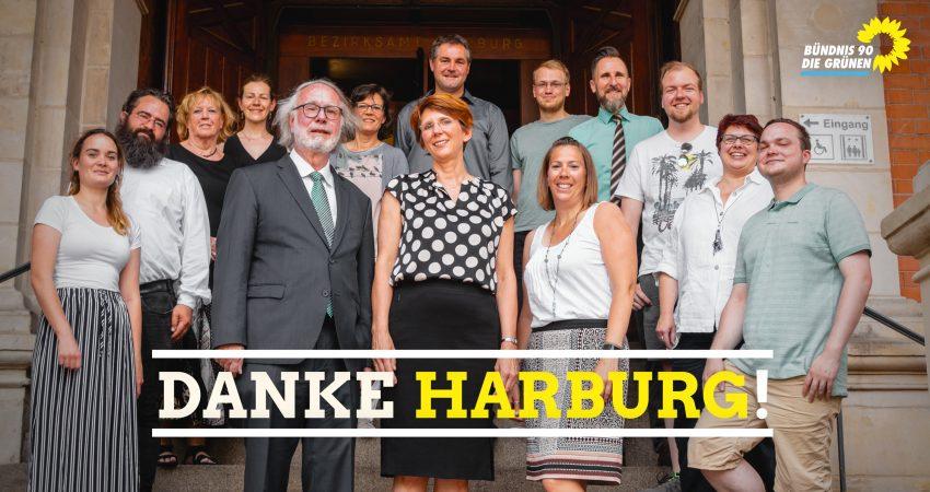 Gruppenfoto der neuen Fraktion