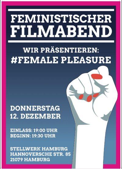 Feministischer Filmabend im Stellwerk @ Stellwerk Hamburg