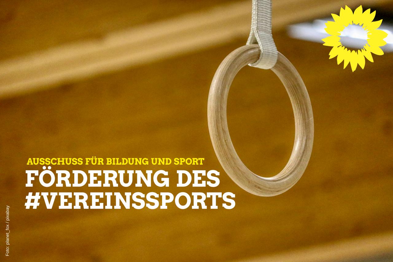 Förderungen der Sportvereine