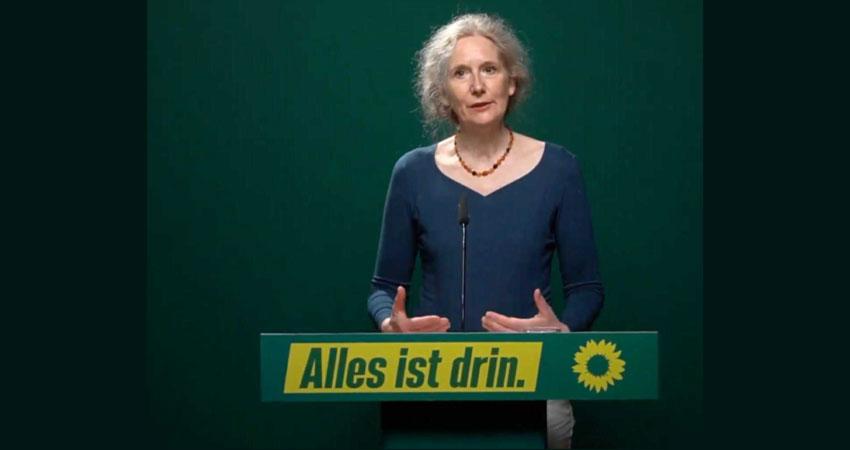 Cornelia Bartsch im neuen Landesvorstand der Grünen!